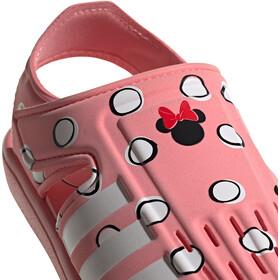 adidas Water Sandals Kids, super pop/footwear white/core black